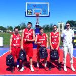 BC SumDU – срібні призери PRO Ліга 3×3