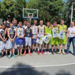 Чемпіонат України з баскетболу 3х3 у Тростянці (сюжет СТС)
