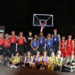 Визначилися переможці першого етапу чемпіонату України 3х3