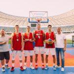 BC SumDU – переможець ІІ туру ЧУ з баскетболу 3х3