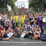 Кубок міського голови м.Ромни з баскетболу 3х3: рейд путивльських «Паритизанів»